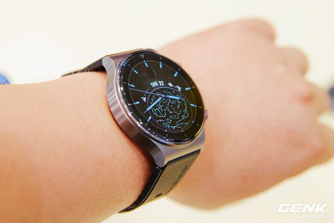 Trên tay Huawei Watch GT 2 Pro chính thức tại Việt Nam: đồng hồ thể thao cao cấp, pin đến 2 tuần giá 8.99 triệu đồng - Ảnh 6.
