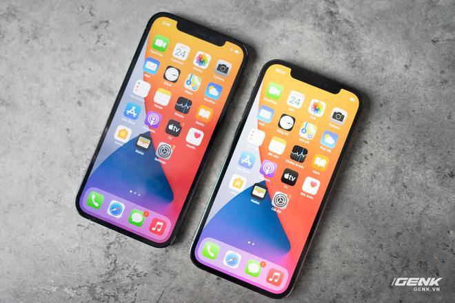 So sánh 2 màu đẹp nhất trên iPhone 12 Pro: Đen Graphite và Xanh Pacific - Ảnh 6.