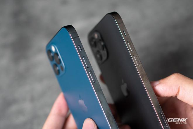 So sánh 2 màu đẹp nhất trên iPhone 12 Pro: Đen Graphite và Xanh Pacific - Ảnh 5.