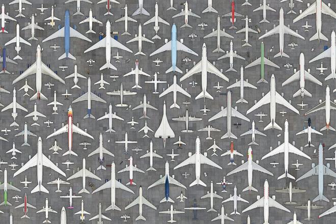 Loạt tác phẩm Việt giành giải cao tại cuộc thi Nhiếp ảnh từ trên không - Ảnh 5.