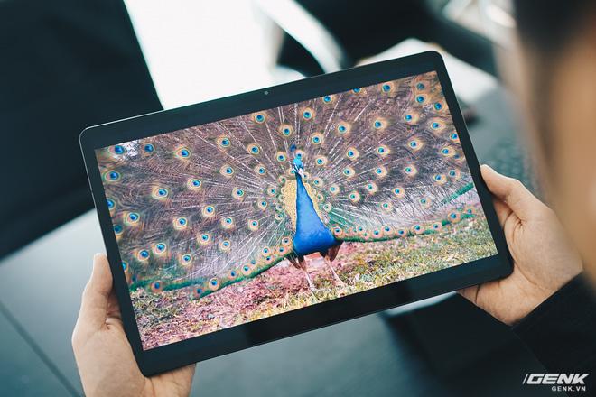 Đánh giá Galaxy Tab S7+: Hoàn toàn có cửa cạnh tranh với iPad - Ảnh 4.