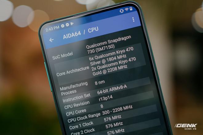 Chi tiết Vsmart Aris Pro: Smartphone Việt đầu tiên có camera ẩn dưới màn hình, giá 10 triệu - Ảnh 15.