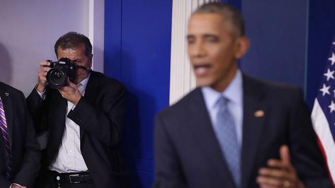 Phỏng vấn Pete Souza: Làm cách nào để ông trở thành nhiếp ảnh gia của Nhà Trắng? - Ảnh 3.