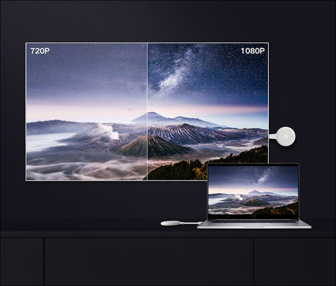 Xiaomi ra mắt thiết bị giúp truyền hình ảnh từ PC lên màn hình lớn: Full HD, giá 1 triệu đồng - Ảnh 3.