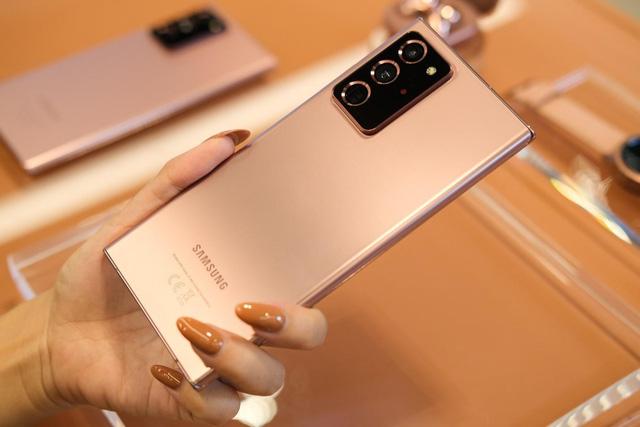 """Galaxy Note20 đã """"lên đời"""" cuộc sống của giới trẻ như thế nào? - Ảnh 4."""
