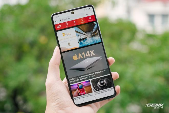 Đánh giá thời lượng dùng pin Galaxy M51: Viên pin 7000mAh dùng mãi không hết để còn sạc - Ảnh 7.