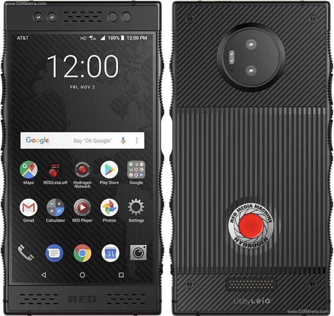 Nhìn lại những chiếc smartphone đến từ các thương hiệu không ngờ đến - Ảnh 10.