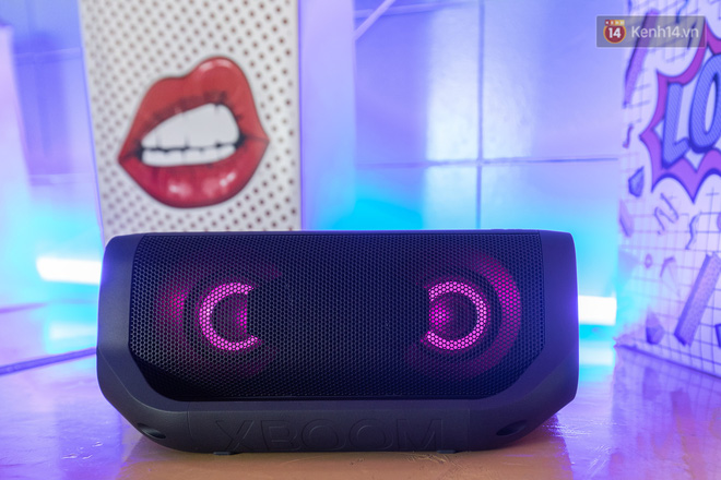 Đánh giá nhanh loa LG XBOOM Go: Thiết kế trẻ trung, nhiều tính năng thông minh, phù hợp cho fan Rap Việt - Ảnh 9.
