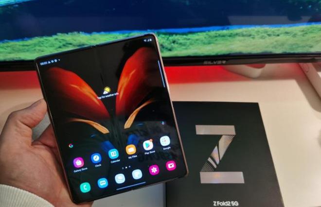 Samsung tỏ ra thận trọng, sẽ chỉ ra mắt công nghệ camera dưới màn hình trên Galaxy Z Fold 3 khi đã hoàn thiện? - Ảnh 1.