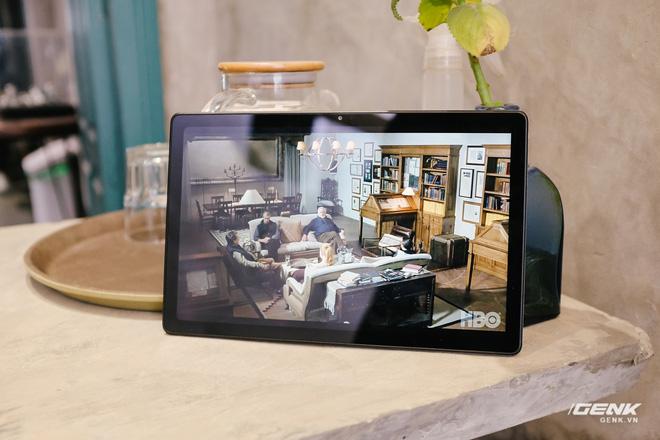 Trải nghiệm xem phim với Galaxy Tab A7: Tablet tầm trung, nhiều tính năng giải trí trọn vẹn - Ảnh 2.