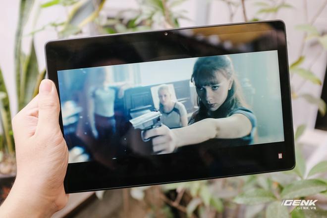 Trải nghiệm xem phim với Galaxy Tab A7: Tablet tầm trung, nhiều tính năng giải trí trọn vẹn - Ảnh 3.