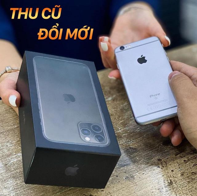 Bộ iPhone cao cấp giảm giá mạnh tại hệ thống Viettablet - Ảnh 5.