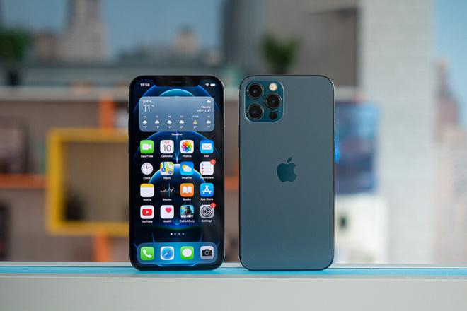 Chi phí linh kiện sản xuất iPhone 12 và iPhone 12 Pro chưa bằng một nửa giá bán lẻ - Ảnh 1.