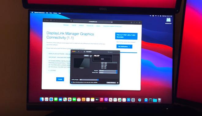 Máy Mac dùng chip Apple M1 có thể kết nối tối đa 6 màn hình nhờ giải pháp thay thế đặc biệt - Ảnh 3.