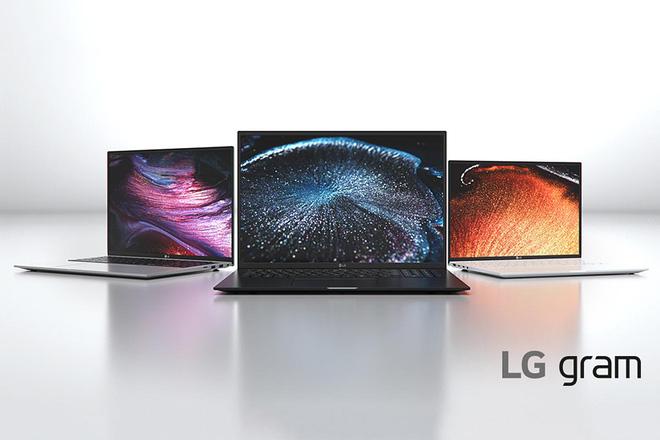 LG Gram 2021 ra mắt: Màn hình QHD 16:10, Intel Core thế hệ 11, mỏng nhẹ nhưng vẫn đầy đủ cổng kết nối - Ảnh 1.