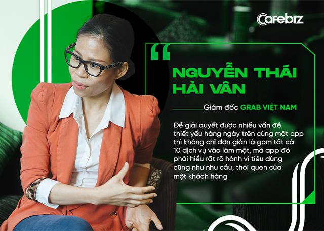 Giám đốc Grab Việt Nam: Super app không thể cạnh tranh bằng đốt tiền - Ảnh 2.