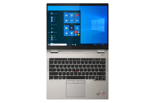 [CES 2021] Lenovo ra mắt chiếc ThinkPad mỏng nhất từ trước đến nay, giá 1.899 USD - Ảnh 4.