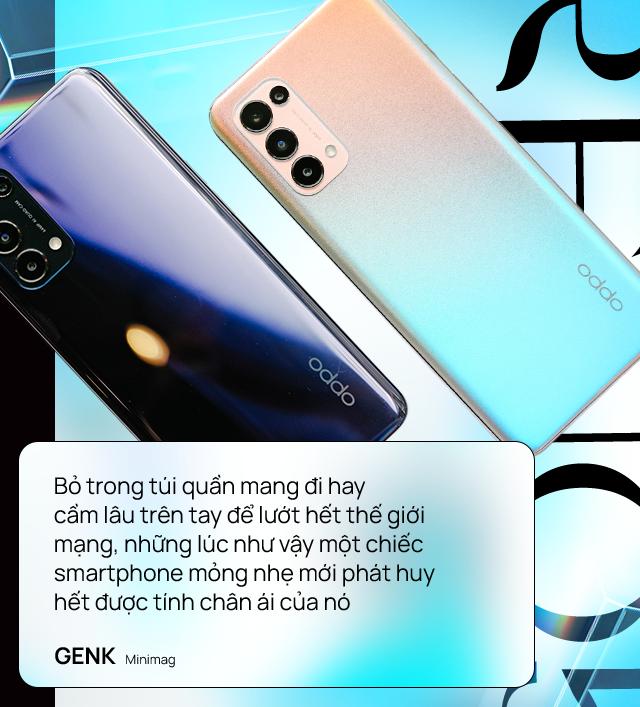 OPPO Reno5 - smartphone dành cho người yêu cái đẹp, từ thiết kế cho đến ảnh chụp, video - Ảnh 3.