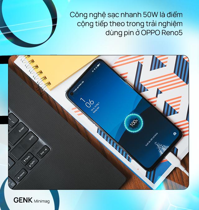 OPPO Reno5 - smartphone dành cho người yêu cái đẹp, từ thiết kế cho đến ảnh chụp, video - Ảnh 23.