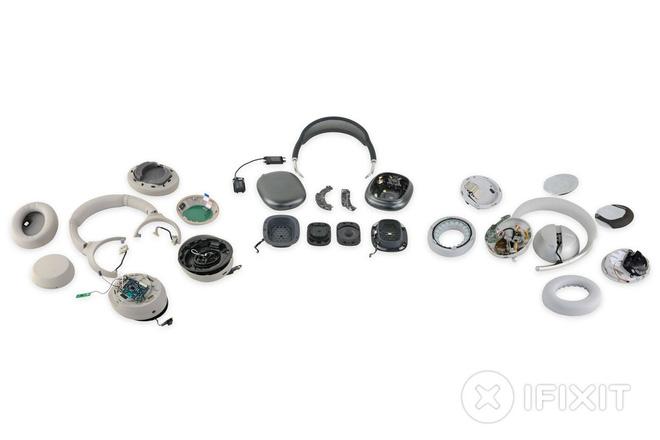"""Mổ bụng AirPods Max của Apple: """"Có thể khiến tai nghe của Sony và Bose trông như một món đồ chơi"""" - Ảnh 9."""