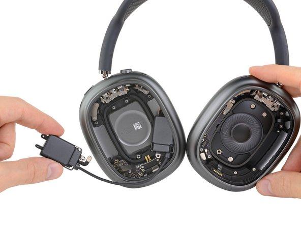 """Mổ bụng AirPods Max của Apple: """"Có thể khiến tai nghe của Sony và Bose trông như một món đồ chơi"""" - Ảnh 5."""