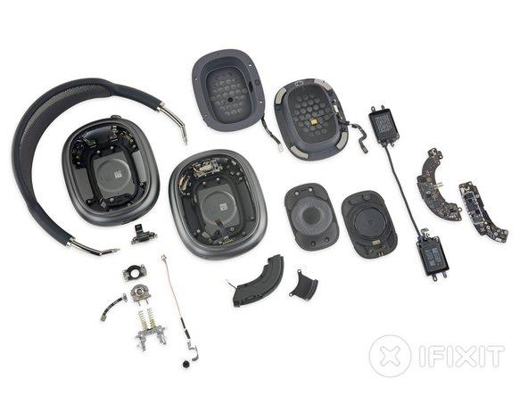 """Mổ bụng AirPods Max của Apple: """"Có thể khiến tai nghe của Sony và Bose trông như một món đồ chơi"""" - Ảnh 8."""