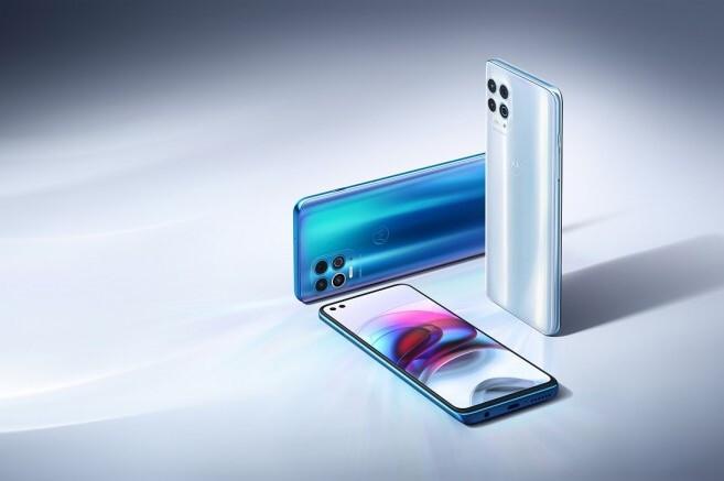 Motorola Edge S ra mắt: Chip Snapdragon 870 5G, màn hình 6,7 inch 90Hz, pin 5.000 mAh, giá bán chỉ từ 309 USD - Ảnh 1.