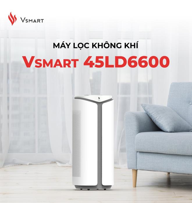 Máy lọc không khí Vsmart chính thức ra mắt, giá từ 2.9 đến 10.9 triệu đồng - Ảnh 4.