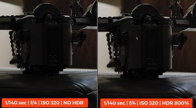 Ai dùng máy ảnh Fujifilm cũng sẽ thấy nhiều cấp độ ảnh HDR khác nhau, nó là gì và nên chọn cái nào cho phù hợp? - Ảnh 6.
