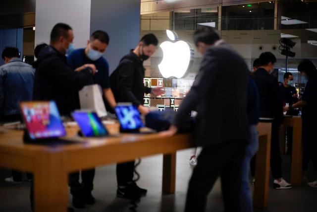 Apple thắng kỷ lục ở Trung Quốc - Ảnh 2.