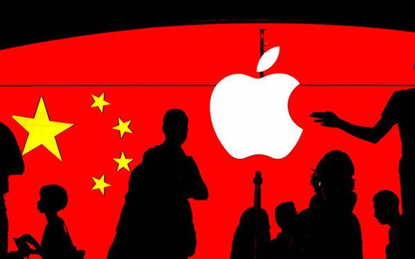 Apple thắng kỷ lục ở Trung Quốc - Ảnh 1.