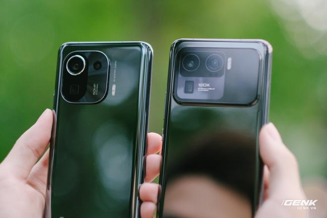 Trên tay Xiaomi Mi 11 Pro và Mi 11 Ultra: Nâng cấp chính về camera và sạc nhanh, bản Ultra có 2 màn hình cực chất, giá từ 20 triệu đồng - Ảnh 9.