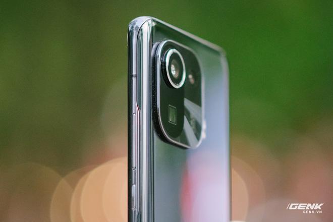 Trên tay Xiaomi Mi 11 Pro và Mi 11 Ultra: Nâng cấp chính về camera và sạc nhanh, bản Ultra có 2 màn hình cực chất, giá từ 20 triệu đồng - Ảnh 5.