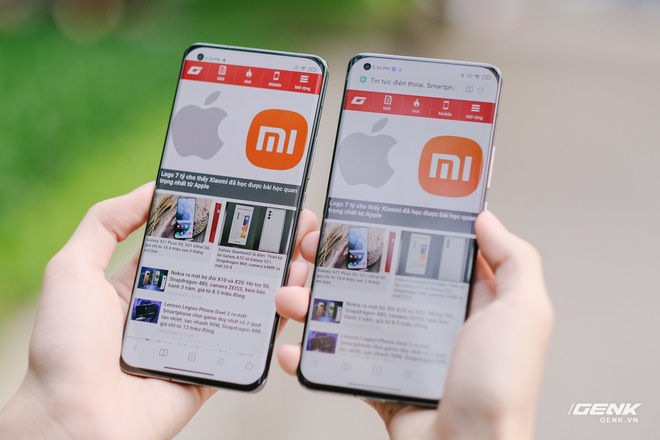 Trên tay Xiaomi Mi 11 Pro và Mi 11 Ultra: Nâng cấp chính về camera và sạc nhanh, bản Ultra có 2 màn hình cực chất, giá từ 20 triệu đồng - Ảnh 10.