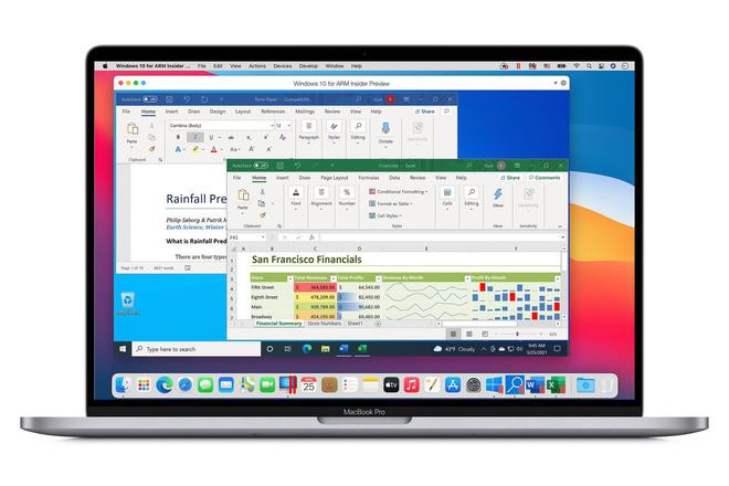 Bạn đã có thể chạy Windows 10 trên máy Mac sử dụng chip M1 của Apple - Ảnh 1.