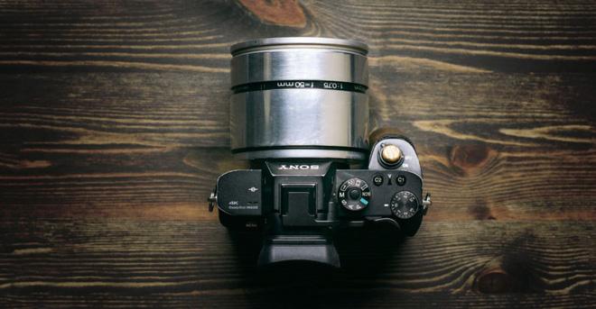 Tái chế ống kính chụp X-quang để chụp chân dung: Tưởng không hay nhưng hay không tưởng - Ảnh 1.