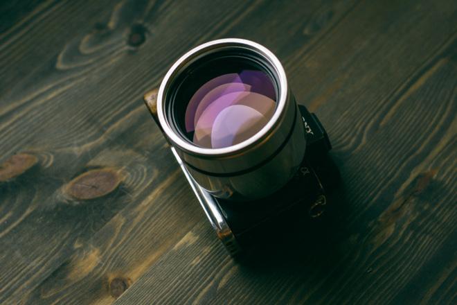 Tái chế ống kính chụp X-quang để chụp chân dung: Tưởng không hay nhưng hay không tưởng - Ảnh 2.