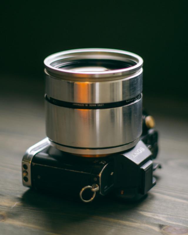 Tái chế ống kính chụp X-quang để chụp chân dung: Tưởng không hay nhưng hay không tưởng - Ảnh 3.