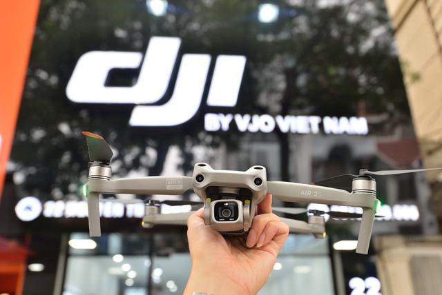 """DJI Air 2S: nâng cấp không nhiều nhưng rất 'lớn"""" và đáng giá - Ảnh 1."""