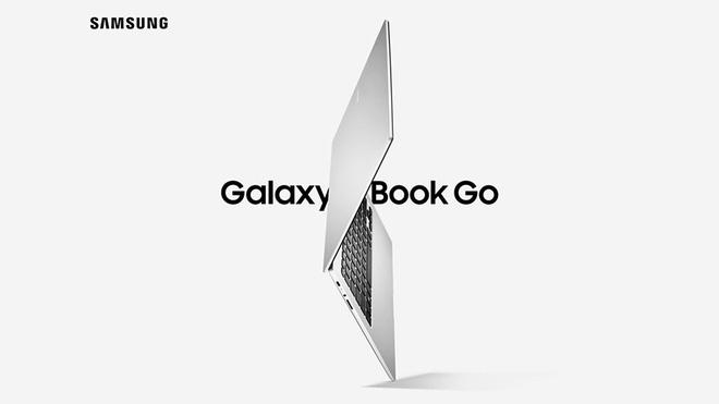 Galaxy Book Go ra mắt: CPU Snapdragon 7c Gen 2, chạy Windows 10 ARM, giá từ 8 triệu đồng - Ảnh 1.