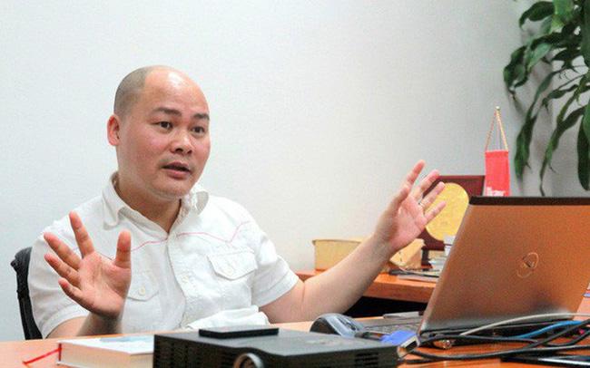 CEO BKAV Nguyễn Tử Quảng sẽ là kiến trúc sư trưởng Trung tâm công nghệ phòng, chống dịch Covid-19 Quốc gia - Ảnh 1.
