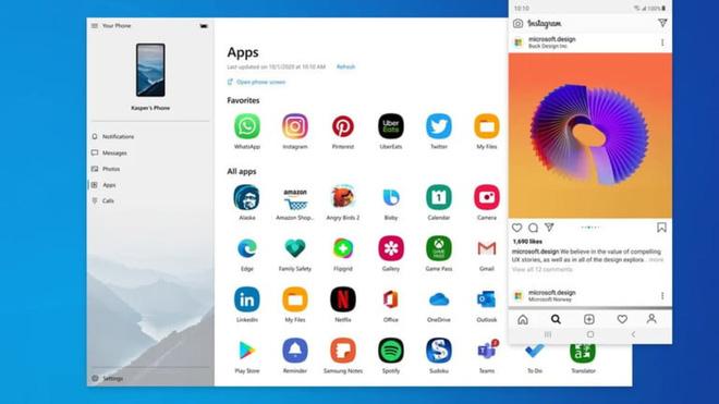 Lộ bằng chứng cho thấy Microsoft đang phát triển ứng dụng giả lập Android cho Windows 11 - Ảnh 1.