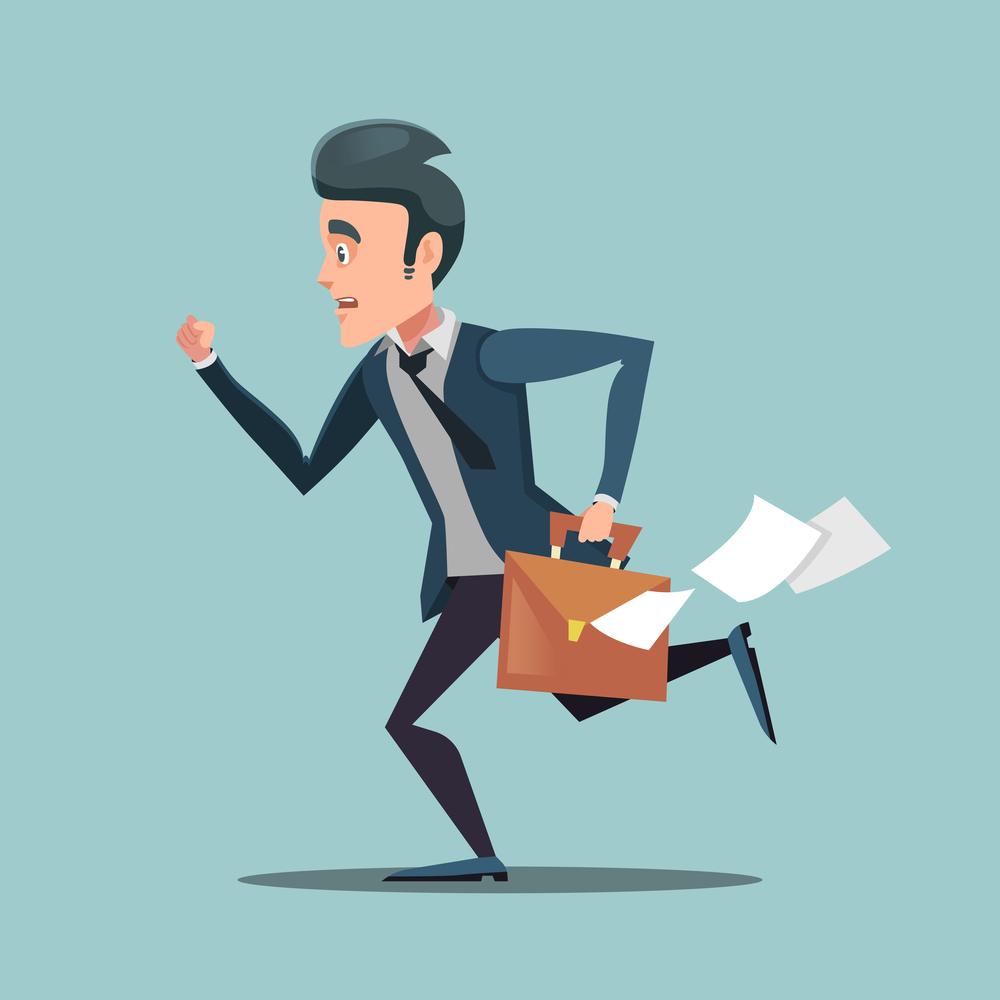 Đã đi làm muộn, đừng chọc sếp nổi điên - CareerBuilder.vn