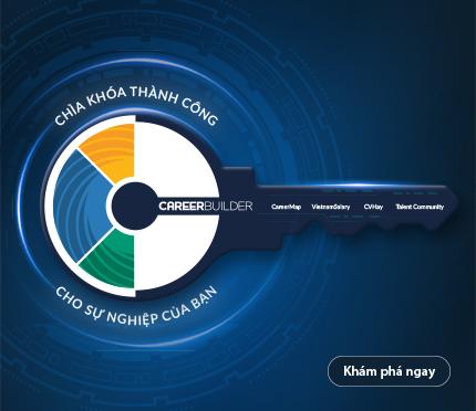 Tuyển dụng & Tìm kiếm việc làm nhanh - CareerBuilder vn