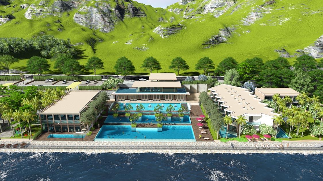 Marina Bay Vung Tau Resort And Spa
