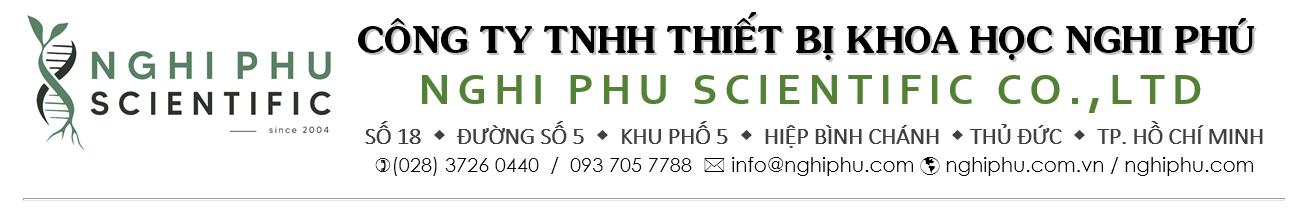 Công Ty TNHH Thiết Bị Khoa Học Nghi Phú