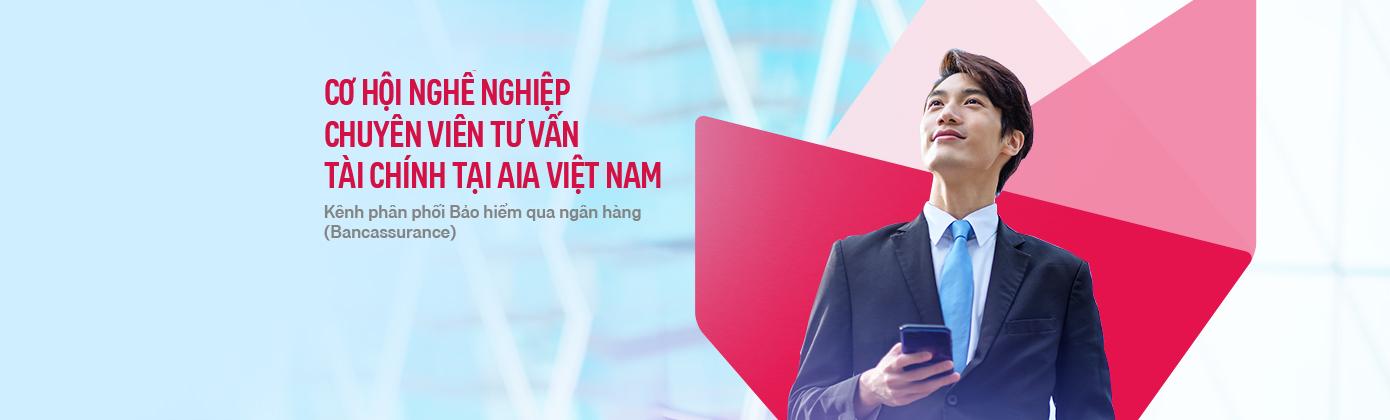 Công ty TNHH Bảo Hiểm Nhân Thọ AIA Việt Nam