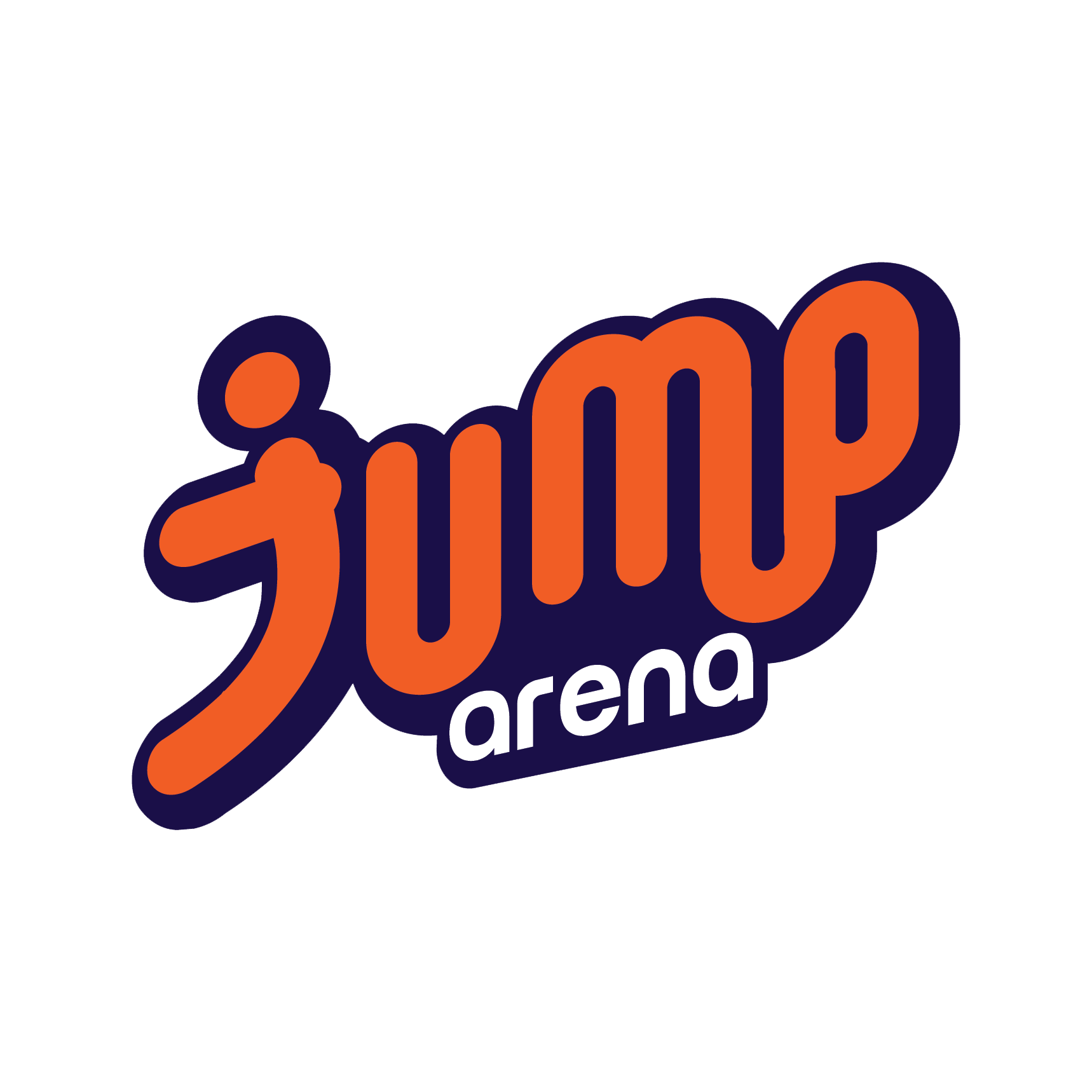 Image result for jump arena logo