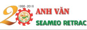 Trung tâm Đào tạo khu vực của SEAMEO tại Việt Nam