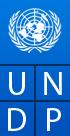 CHƯƠNG TRÌNH PHÁT TRIỂN LIÊN HIỆP QUỐC (UNDP)